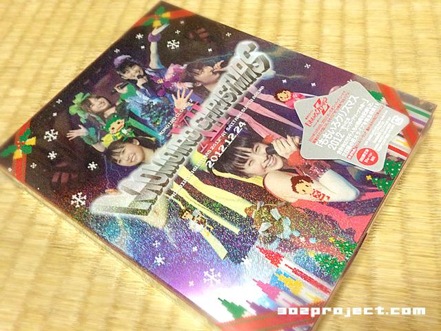 ももいろクローバーZ 「ももいろクリスマス2012」